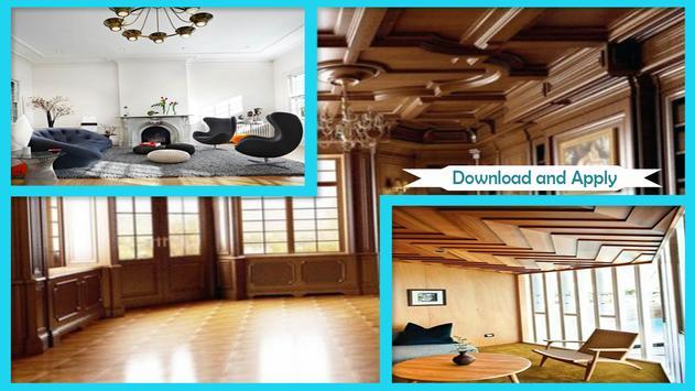 Awesome Wooden Interior Design screenshot 2
