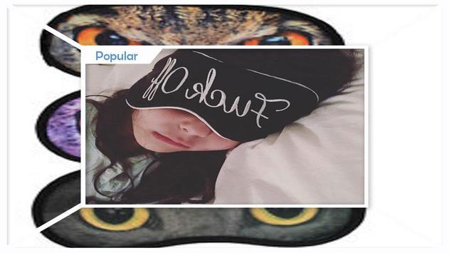 Best DIY Owl Sleepy Eye Mask for Android - APK Download