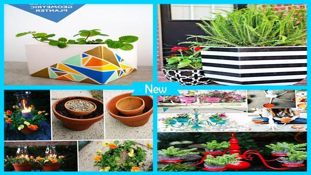 Creative DIY Planter Tutorial poster