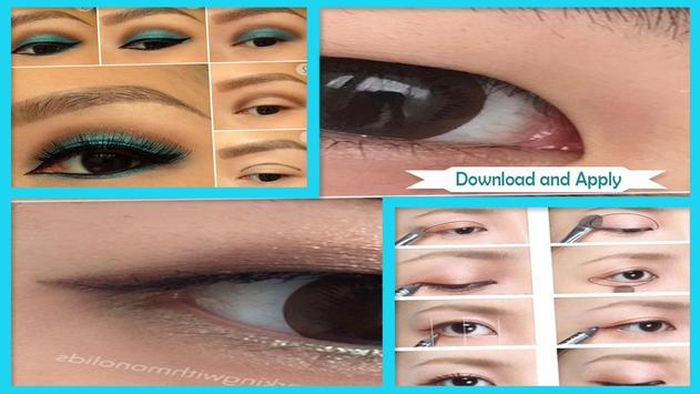 Make up for monolid eyes screenshot 2