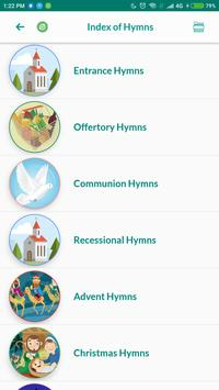 Catholic Hymn Book and Devotional screenshot 6