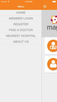Magnolia Health apk screenshot