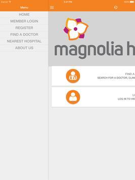 Magnolia screenshot 6