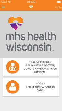 MHS Health Wisconsin poster
