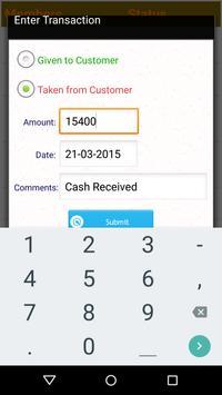 ChitsPro Demo apk screenshot