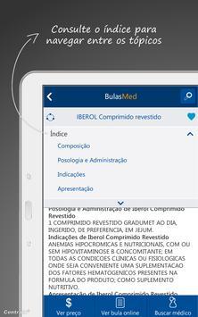 BulasMed - Bulas Completas apk screenshot