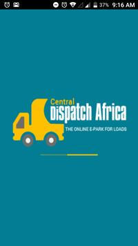 Central Dispatch Africa poster