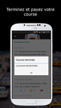 Centrale Chauffeur screenshot 4