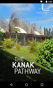 Tjibaou Centre: Kanak Trail poster