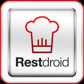 Restdroid icon