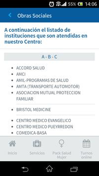 Centro Ecográfico Dr. Canetti screenshot 4