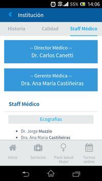 Centro Ecográfico Dr. Canetti screenshot 5