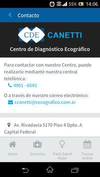 Centro Ecográfico Dr. Canetti screenshot 6