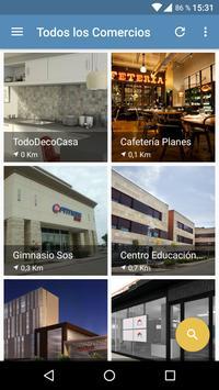 Comercios Benicasim apk screenshot