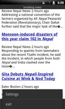 nepal_brk_news apk screenshot