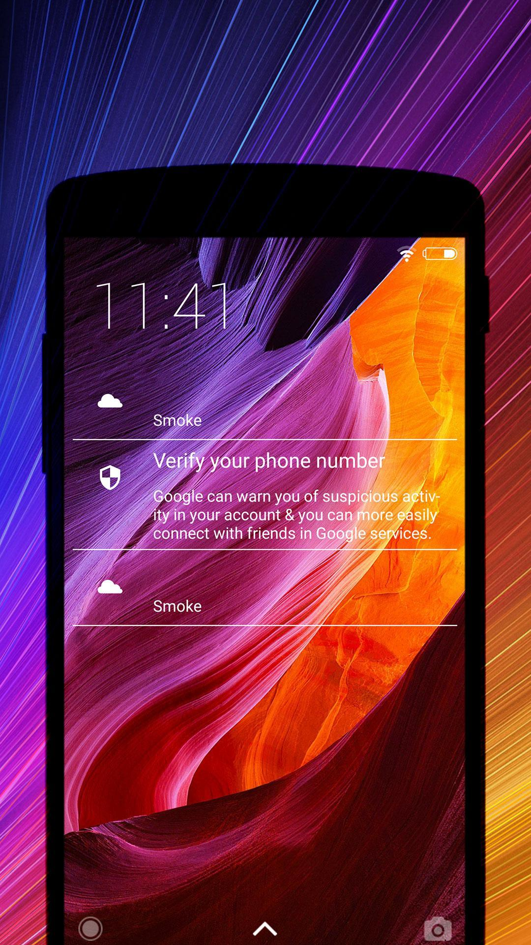 Lock Screen for Xiaomi Mi Mix for Android - APK Download