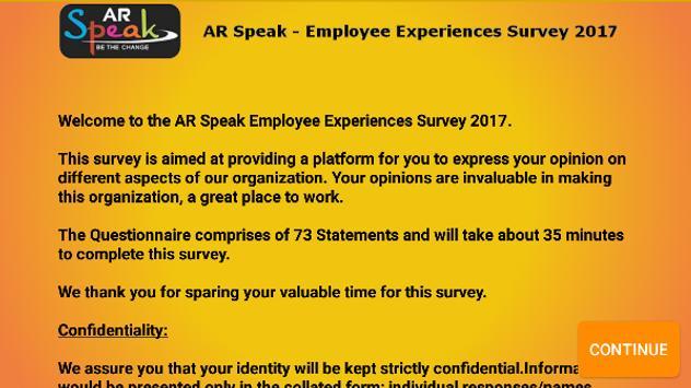 AR Speak screenshot 1