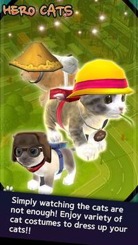 Hero Cats apk screenshot
