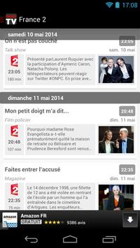 CeSoirTV - Programme TV TNT apk screenshot