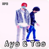 Like Us Ayo and Teo icon