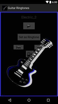 Guitar Music Ringtones poster