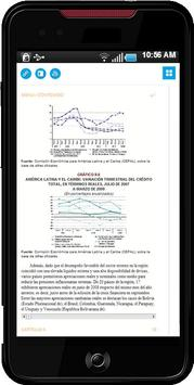 Informes Anuales CEPAL screenshot 2