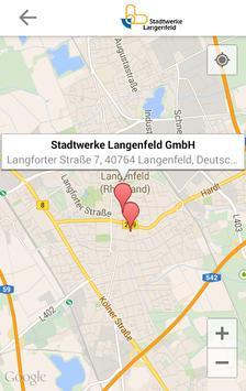 Stadtwerke Langenfeld apk screenshot