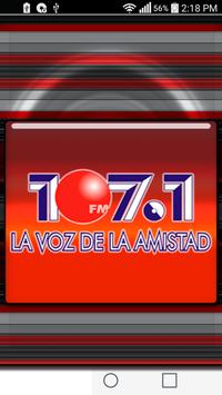Radio La Voz de la Amistad screenshot 1