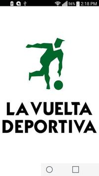 LA VUELTA DEPORTIVA CORDOBA poster