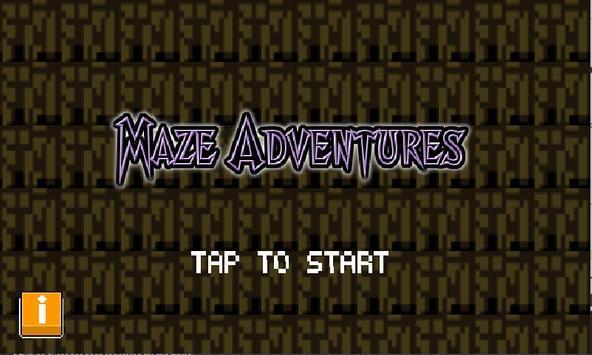 Maze Adventures poster