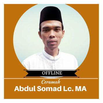 Ceramah Offline Abdul Somad poster