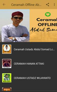 Ceramah Offline Abdul Somad screenshot 1