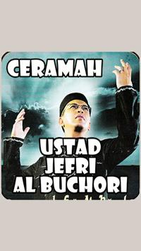 Ceramah Ustad Jefri Al Buchori poster