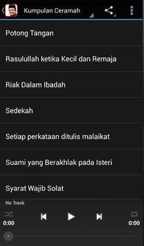 Ceramah Ustaz Kazim Elias screenshot 2
