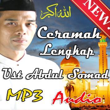 Ceramah Ust Abdul Somad poster