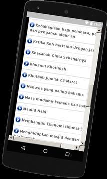 Ceramah Ust Abdul Somad screenshot 1