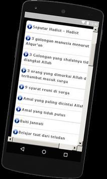 Ceramah Ust Abdul Somad screenshot 2