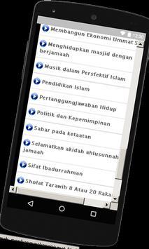 Ceramah Ust Abdul Somad screenshot 3