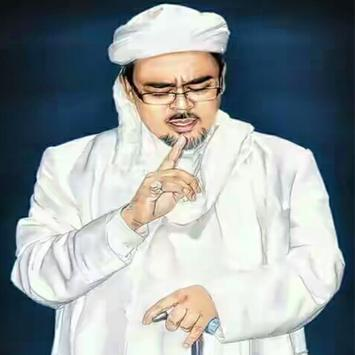Ceramah Habib Rizieq poster