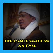 Ceramah Ramadhan AA Gym icon