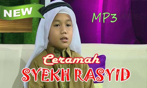Ceramah SYEKH RASYID (CILIK) screenshot 2