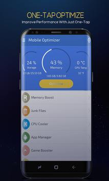 Speed Booster & Phone Cleaner apk screenshot