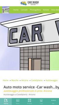 Car Wash Camec poster