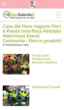 Casa del fiore Bologna poster