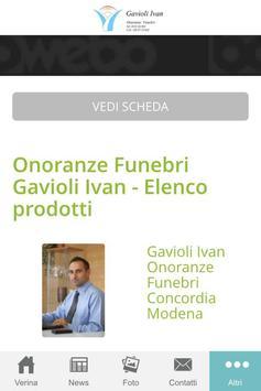 Onoranze Funebri Gavioli poster