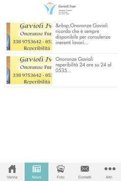 Onoranze Funebri Gavioli apk screenshot