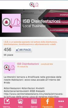 ISB Disinfestazioni Bologna apk screenshot
