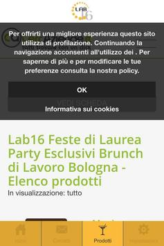 Lab16 Bologna apk screenshot