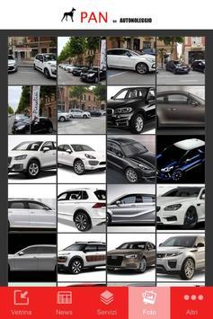 Pan Autonoleggio apk screenshot