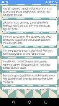 Kata Mutiara Santri screenshot 5